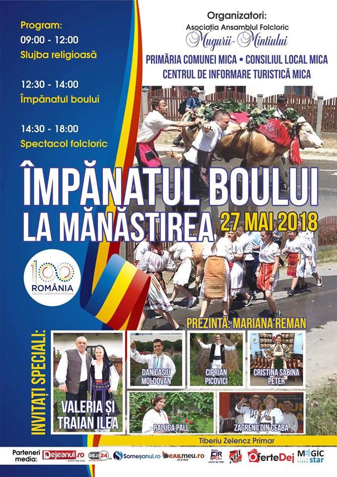 impanatul-boului-manastirea-2018 dej