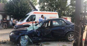 accident cu patru victime recea cristur