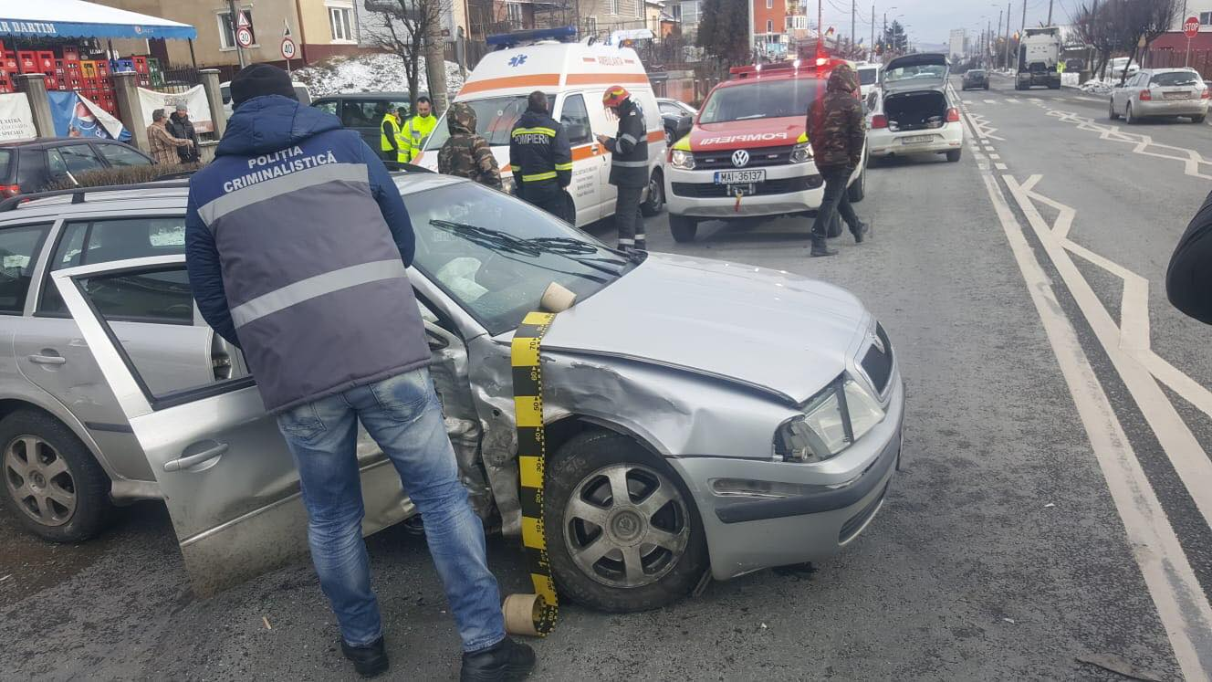 accident cluj