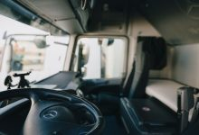 Interior-camion